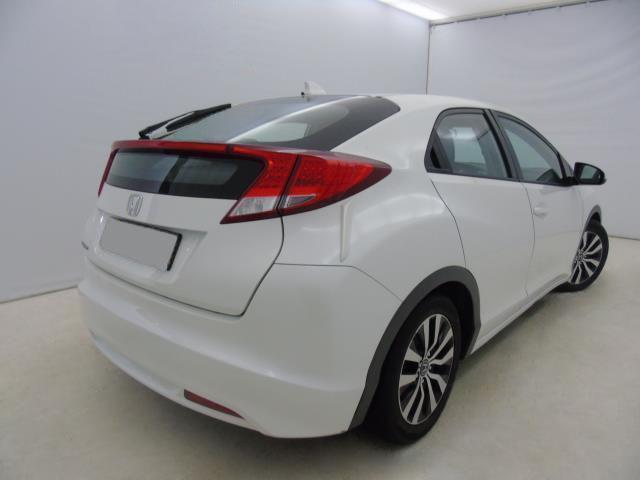 Honda Civic Confort 1.6 i-DTEC 120 CP M/T 2013