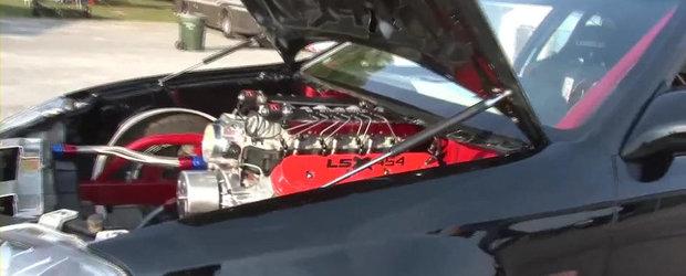 Honda Civic cu motor V8 si 2.200 cai putere: Hot-Hatch-ul perfect?