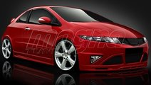 Honda Civic MK8 Body Kit A2