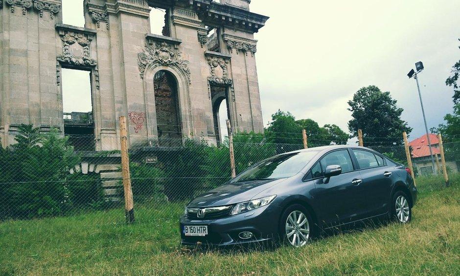 Honda Civic Sedan 2012