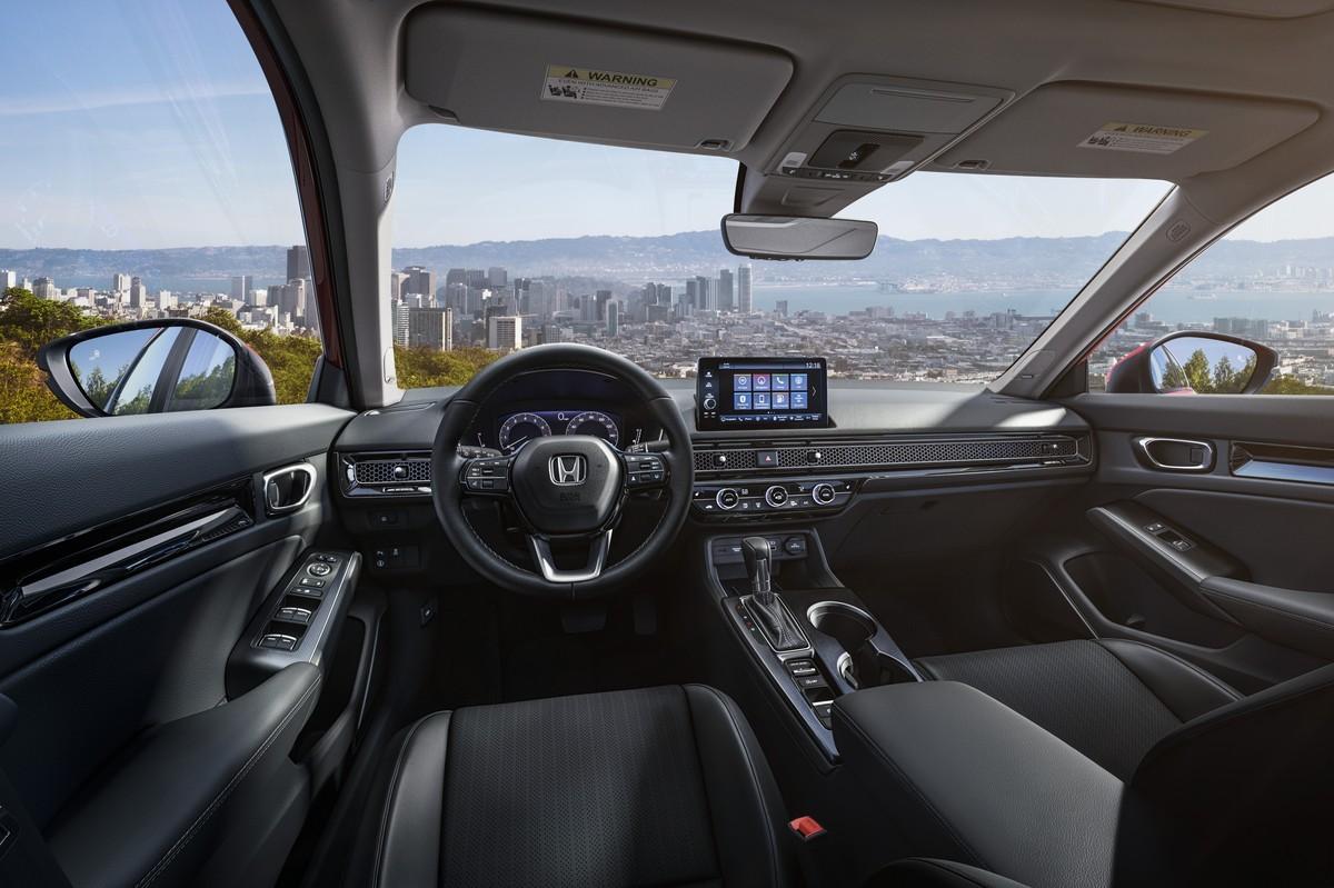 Honda Civic Sedan - Honda Civic Sedan