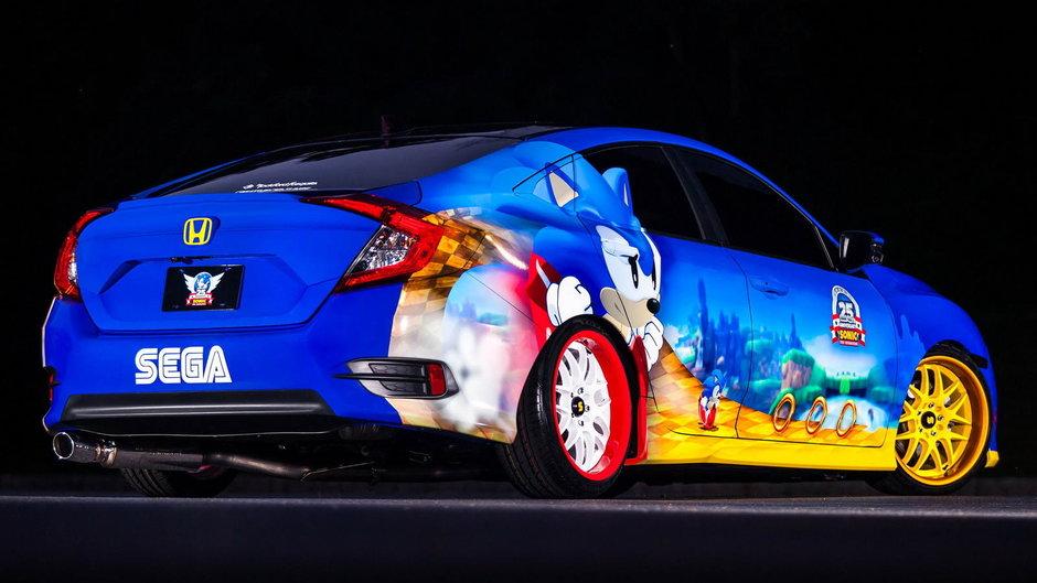 Honda Civic Sonic Edition