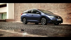 Honda Civic Tourer - Film Oficial
