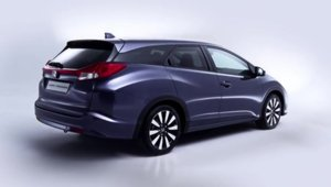 Honda Civic Tourer - Video Oficial