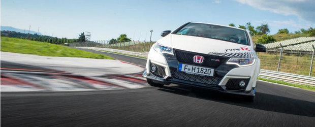 Honda Civic Type R adora sa agite custile pe Batranul Continent. Hot-hatchurile europene batute la ele acasa