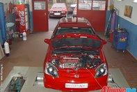 Honda Civic TYPE R Andrei Tentean tuning