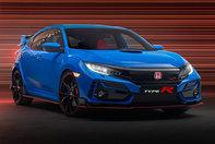Honda Civic Type R facelift