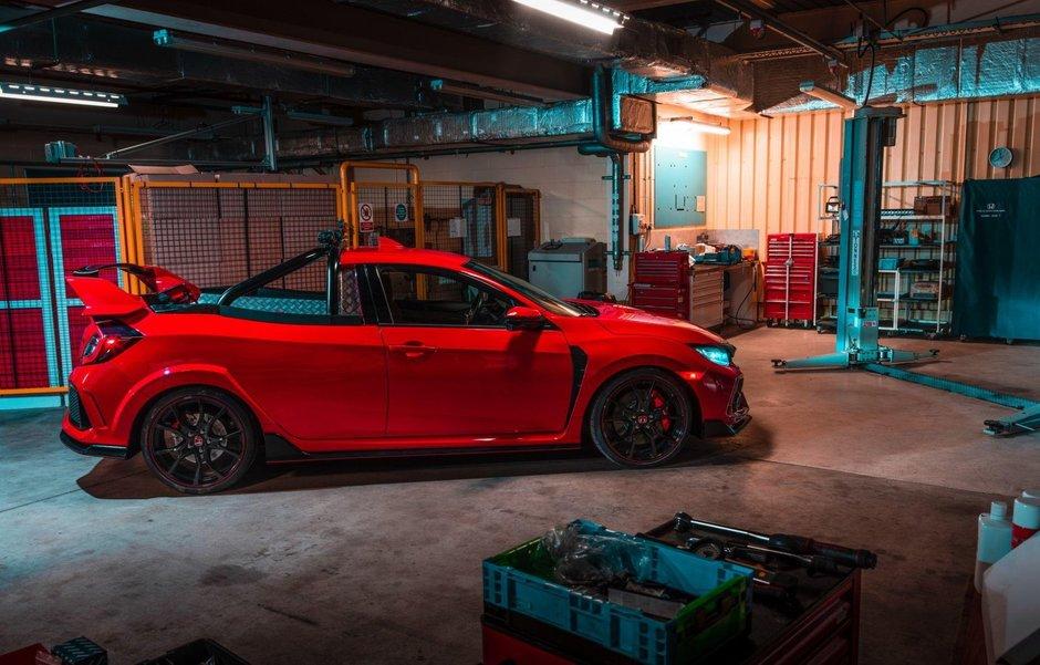 Honda Civic Type R Pickup