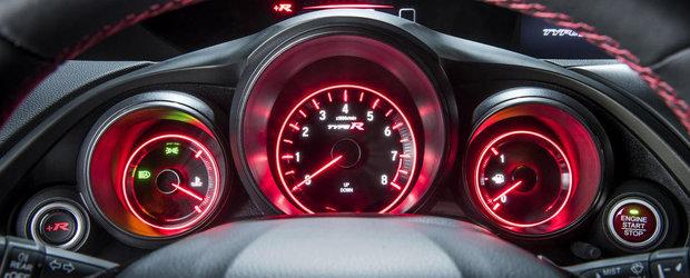 Honda Civic Type R se pregateste pentru debut. Cum arata noul model