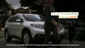 Honda CR-V 3 - tur virtual