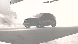 Honda CR-V Concept - Video Oficial