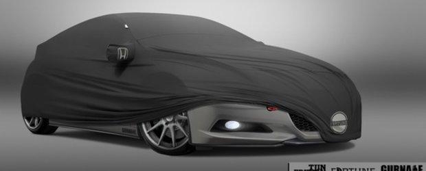 Honda CR-Z by Fortune Motorsports - Hibrid la SEMA Show 2010