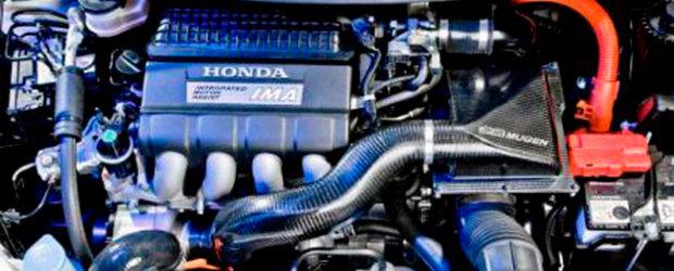 Honda CR-Z by Mugen - Noi detalii ies la iveala