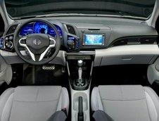 Honda CR-Z, live la Detroit