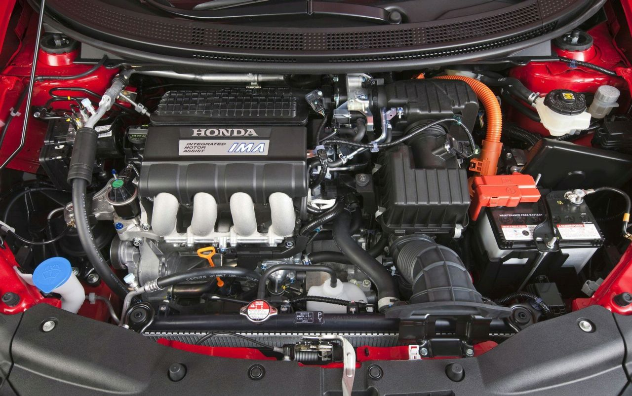 Honda CR-Z, live la Detroit - Honda CR-Z, live la Detroit