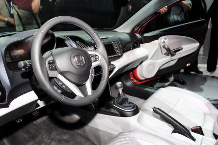 Honda CR-Z, prezenta la Detroit Auto Show