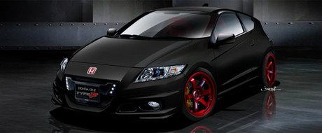 Honda CR-Z Type F vine la SEMA - Hibrizii cuceresc Vegas-ul