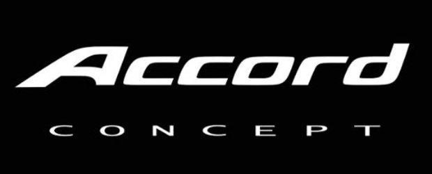 Honda dezvaluie la Detroit noul Accord Coupe Concept