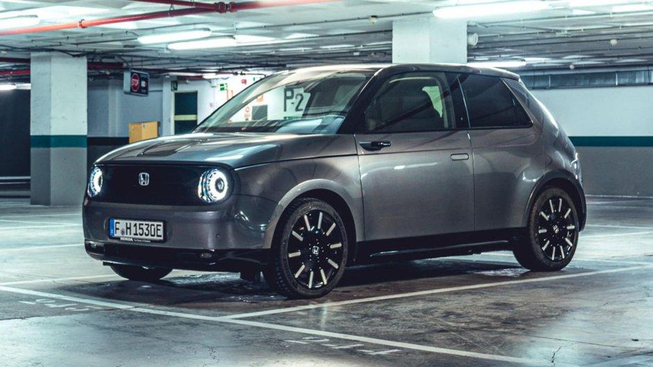 Honda e - Start vanzari