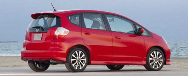 Honda Fit 2013, disponibila cu o noua culoare, la acelasi pret