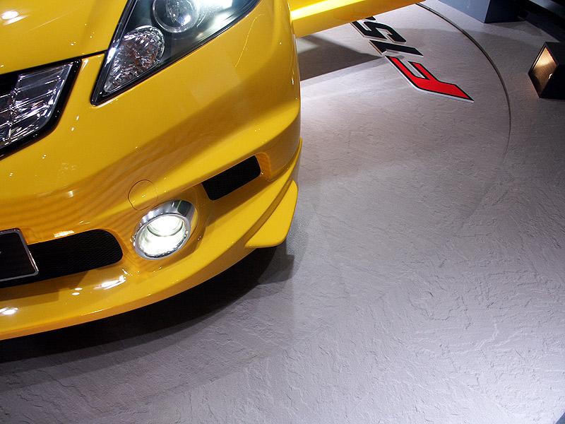 Honda Fit F154SC de la Mugen - Honda Fit F154SC de la Mugen