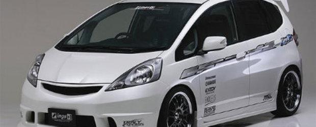 Honda Fit / Jazz by INGS+1