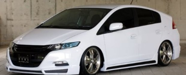 Honda Insight by Exclusive Zeus  Un lowrider hibrid