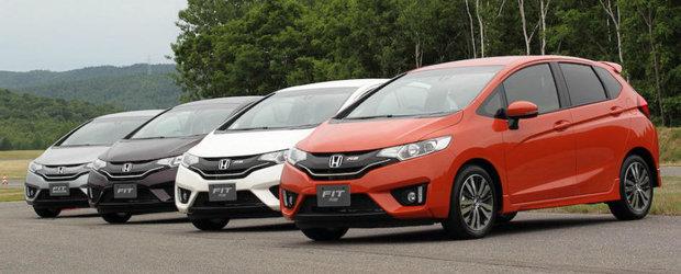 Honda Jazz 2014, detalii si galerie foto