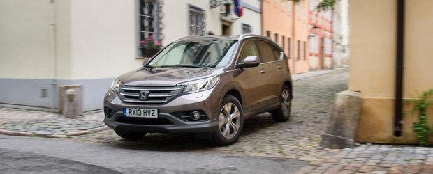Honda lanseaza in Romania noul CR-V 1.6 i-DTEC. AFLA CAT COSTA!