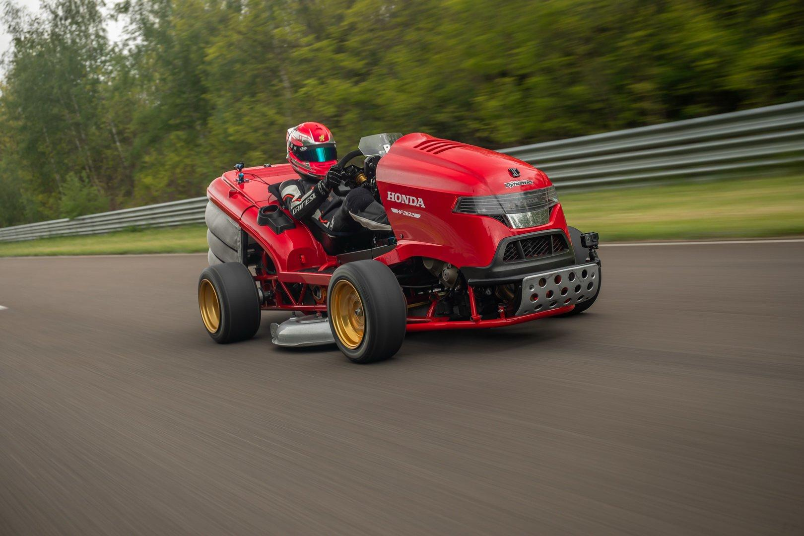 Honda Mean Mower V2 - Honda Mean Mower V2