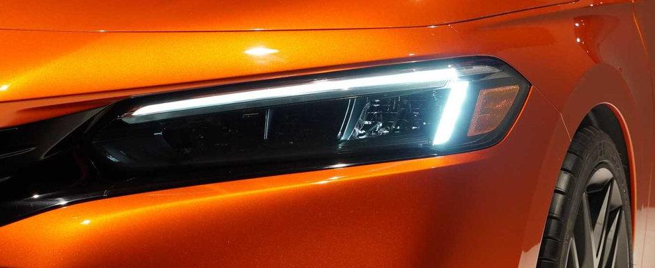 HONDA ne arata de azi masina pe care o va vinde incepand de anul viitor. FOTO