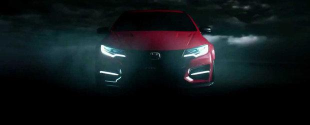 Honda ne arata de unde s-a inspirat la crearea noului Civic Type R