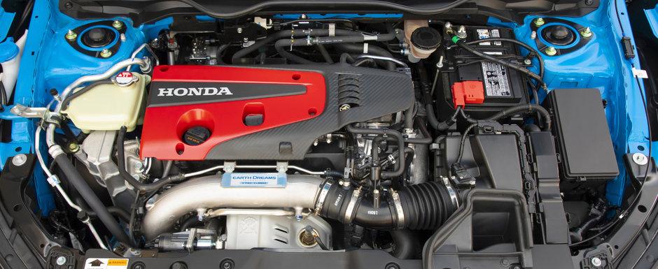 Honda vinde motorul de pe Civic Type R la cutie, ca sa-l pui pe ce masina vrei. Cat costa
