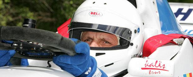 Hora castiga etapele 7 si 8 la bordul monopostului Lola F3000