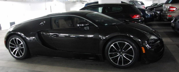 HOT: Bugatti Veyron Supersport se arata din nou!