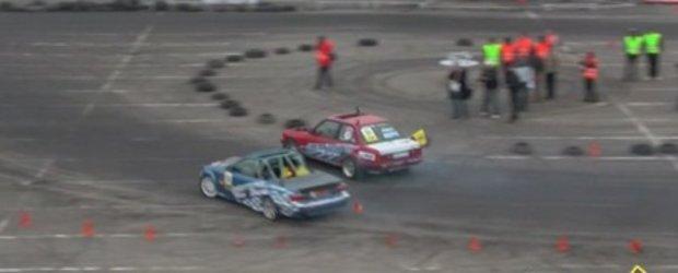 HOT: Campionatul de Drift - Etapa a 2-a: Calin il depaseste pe Szabo