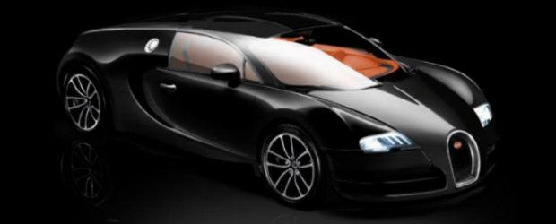 HOT: Configureaza-ti propriul tau Bugatti Veyron Super Sport!
