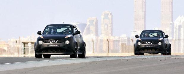 HOT: Extremul Nissan Juke-R intra in productia de serie!