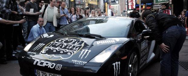 Hot: Gumball 3000 ar putea trece prin Romania in 2011!