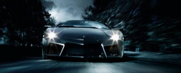 HOT: Lamborghini Reventon este supercarul venit din Univers