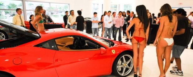 Hot: Noul Ferrari 458 Italia este extrem... de sexy