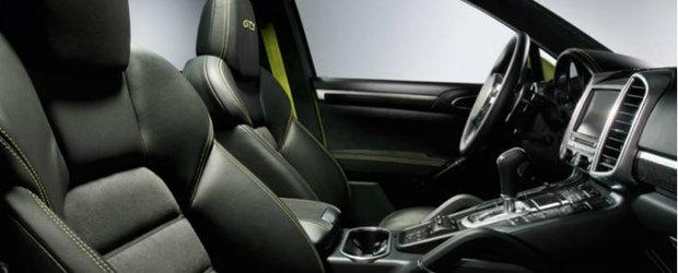 HOT: Primele imagini oficiale cu noul Porsche Cayenne GTS