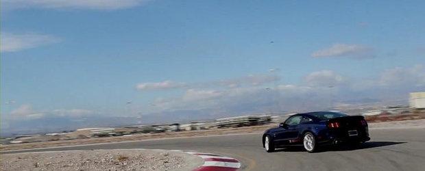 HOT: Primele imagini video cu noul Shelby 1000, Mustang-ul de peste 1.000 cai putere!