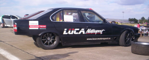 Hot Video: BMW-ul M5 turbo modificat de Luca Motorsport ne arata de ce e in stare!