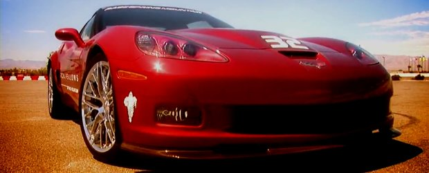 Hot Video: Chevy Corvette ZR1 ia cu asalt circuitul!