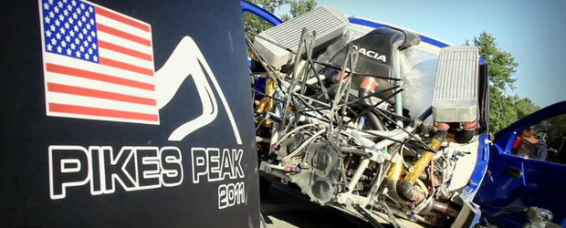 HOT VIDEO: Dacia Duster Pikes Peak isi face aparitia intr-un nou video incitant!