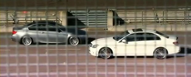 Hot Video: Mercedes C63 AMG Performance Package Plus versus BMW M3 Competition Package
