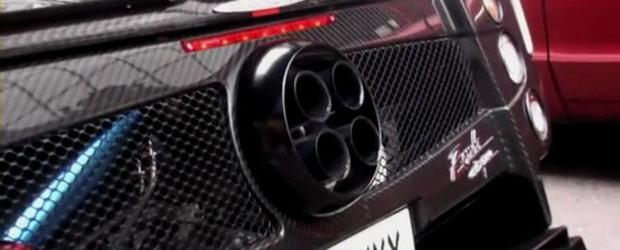 Hot Video: Peste 12 minute de placere cauzata de sunetul supercarurilor!