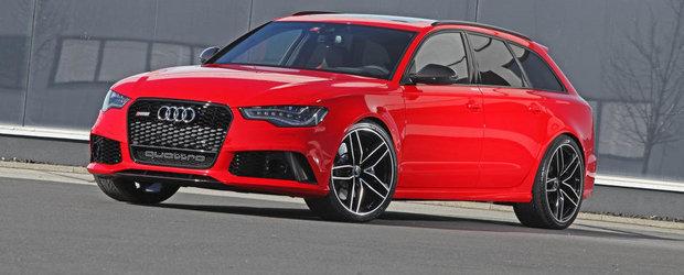 HPerformance ne dezvaluie ultima sa creatie, un Audi RS6 Avant de 700 CP