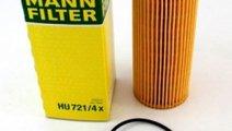 HU 721/4 x filtru ulei mann pt bmw mot diesel